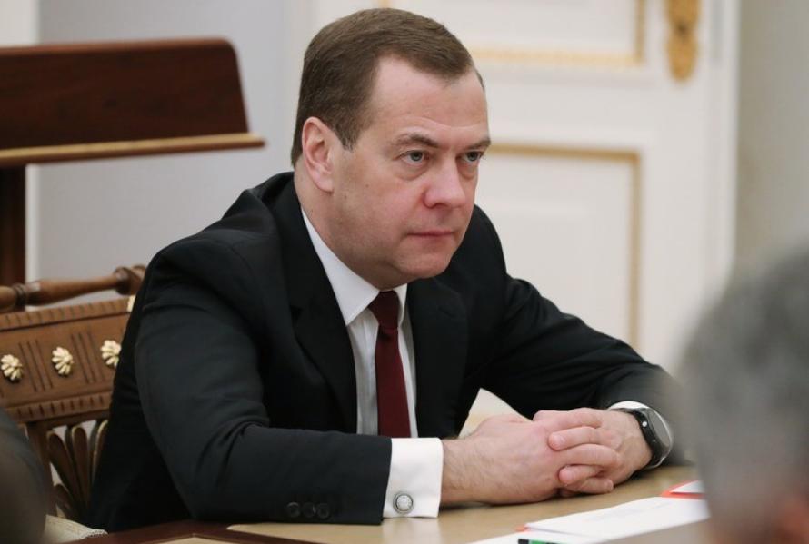 <p>Дмитрий Медведев. Фото: © РИА Новости / Михаил Климентьев</p>