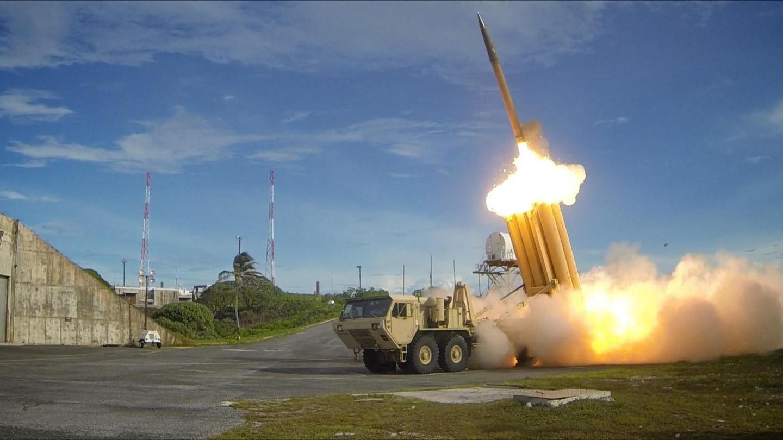 <p>Американский зенитный ракетный комплекс THAAD Фото: ©Wikimedia</p>