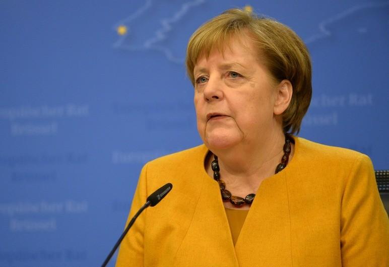 "<p>Канцлер ФРГ Ангела Меркель. Фото: © РИА ""Новости"" / Алексей Витвицкий</p>"