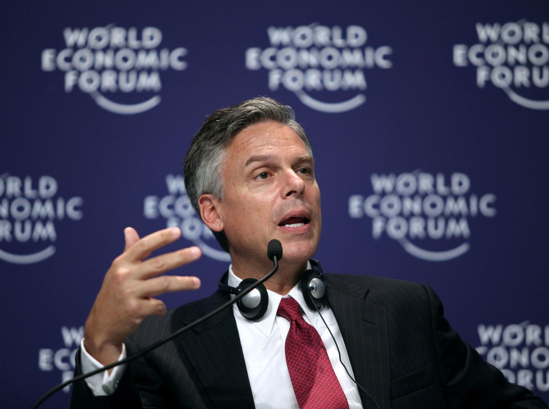 "<p>Джон Хантсман. Фото © Flickr / <a href=""https://www.flickr.com/photos/worldeconomicforum/"" target=""_self"">World Economic Forum</a></p>"