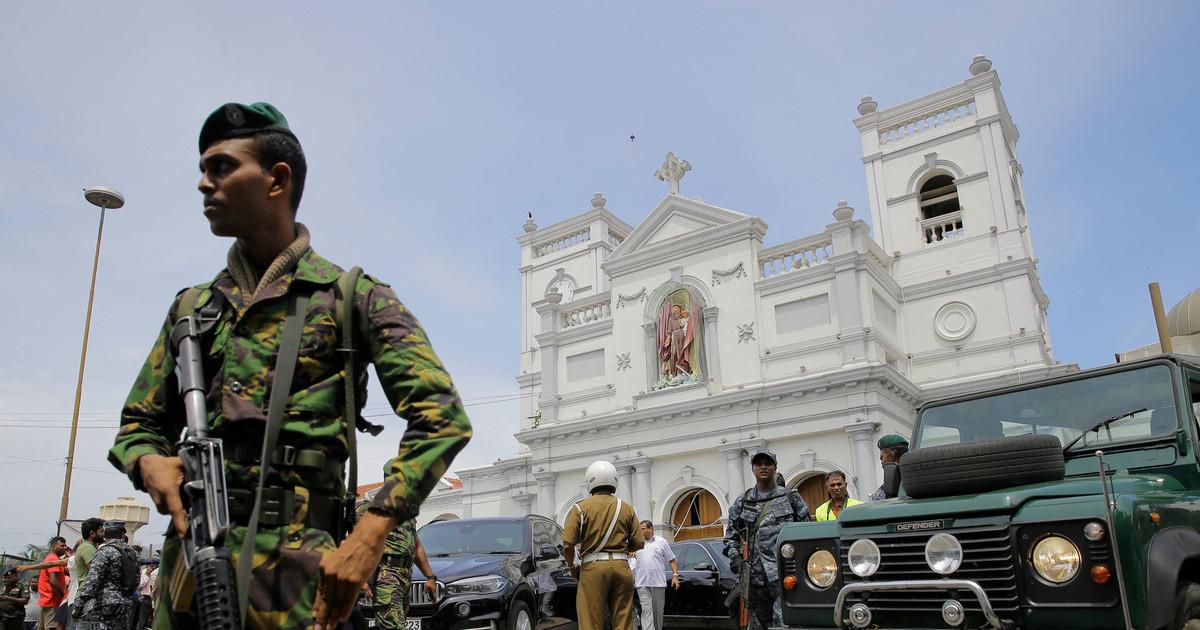 <p>Фото: © AP Photo / Eranga Jayawardena</p>