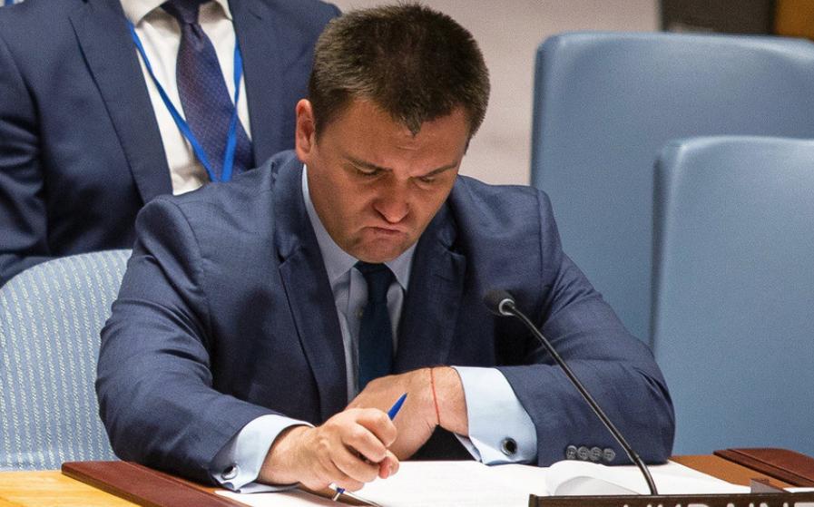 """<p>Павел Климкин. Фото © РИА """"Новости"""" / Нэнси Сисель</p>"""