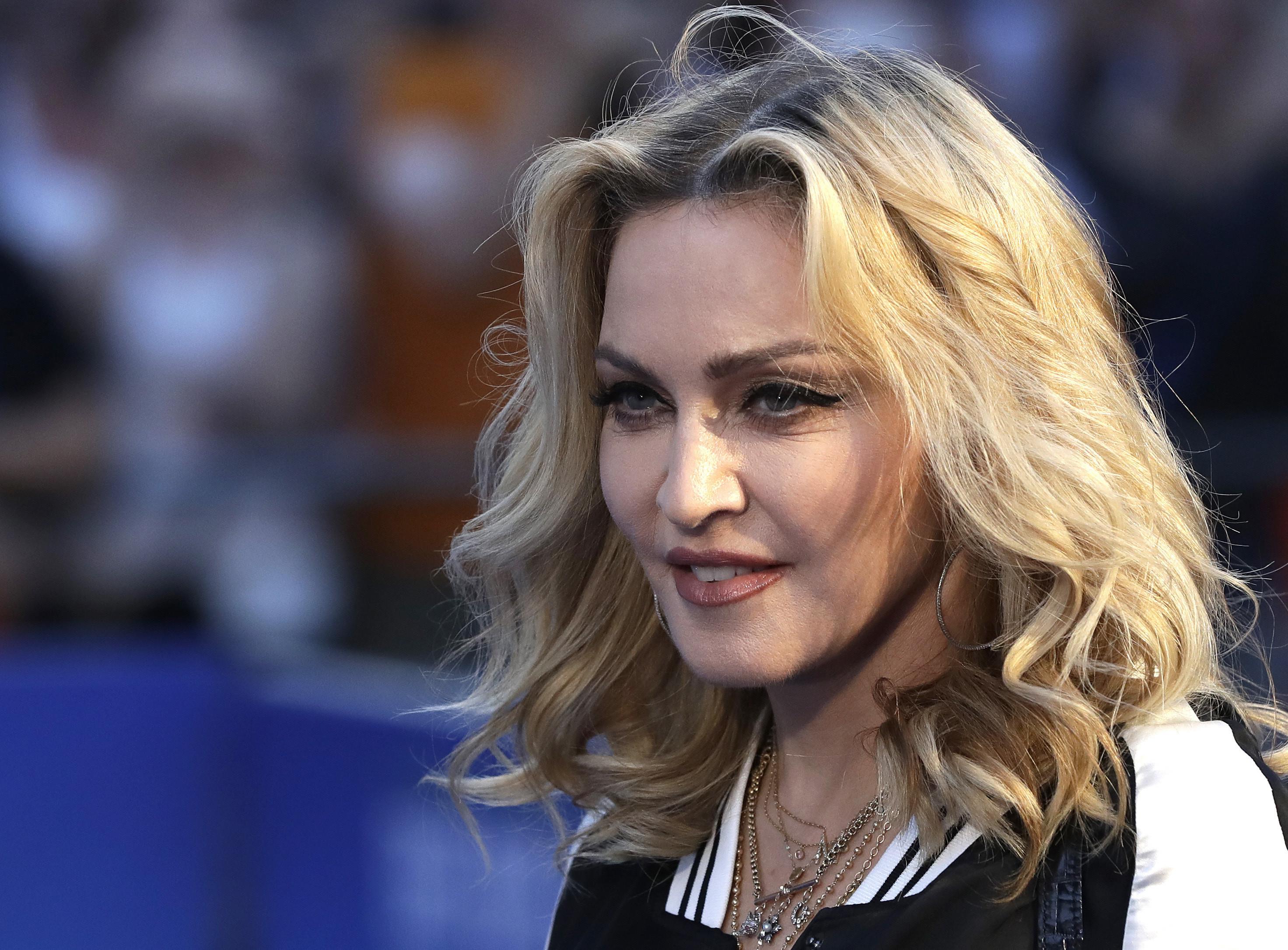 <p>Мадонна. Фото © AP Photo / Kirsty Wigglesworth</p>