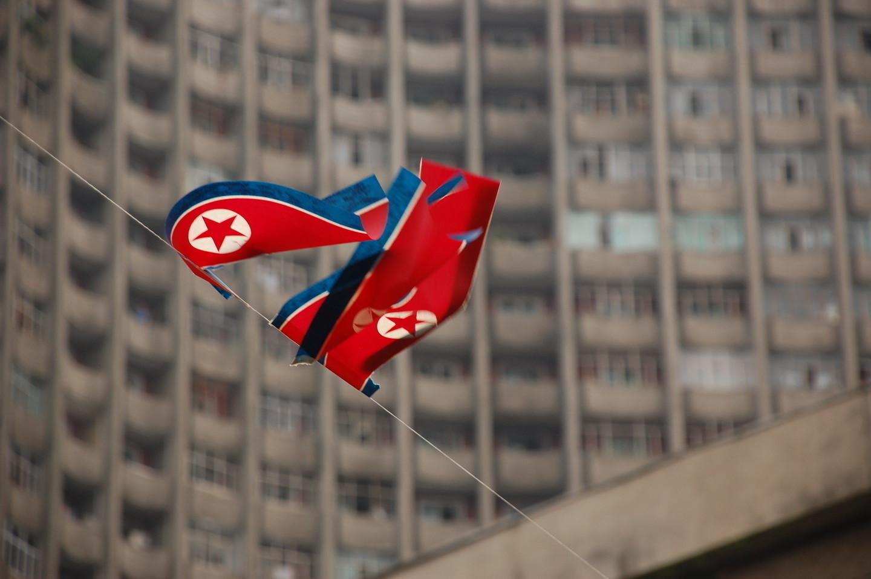 """<p>Флаг КНДР. Фото © flickr/<a href=""""https://www.flickr.com/photos/fljckr/"""" target=""""_self"""">stephan</a></p>"""