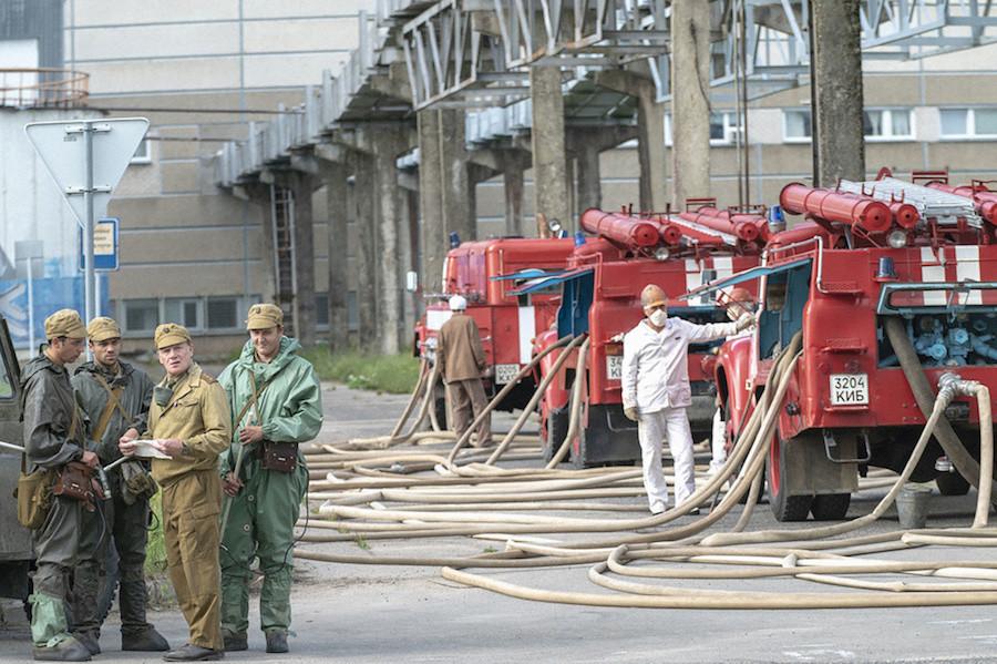 """<p>Кадр из сериала """"Чернобыль"""" / """"Кинопоиск""""</p>"""