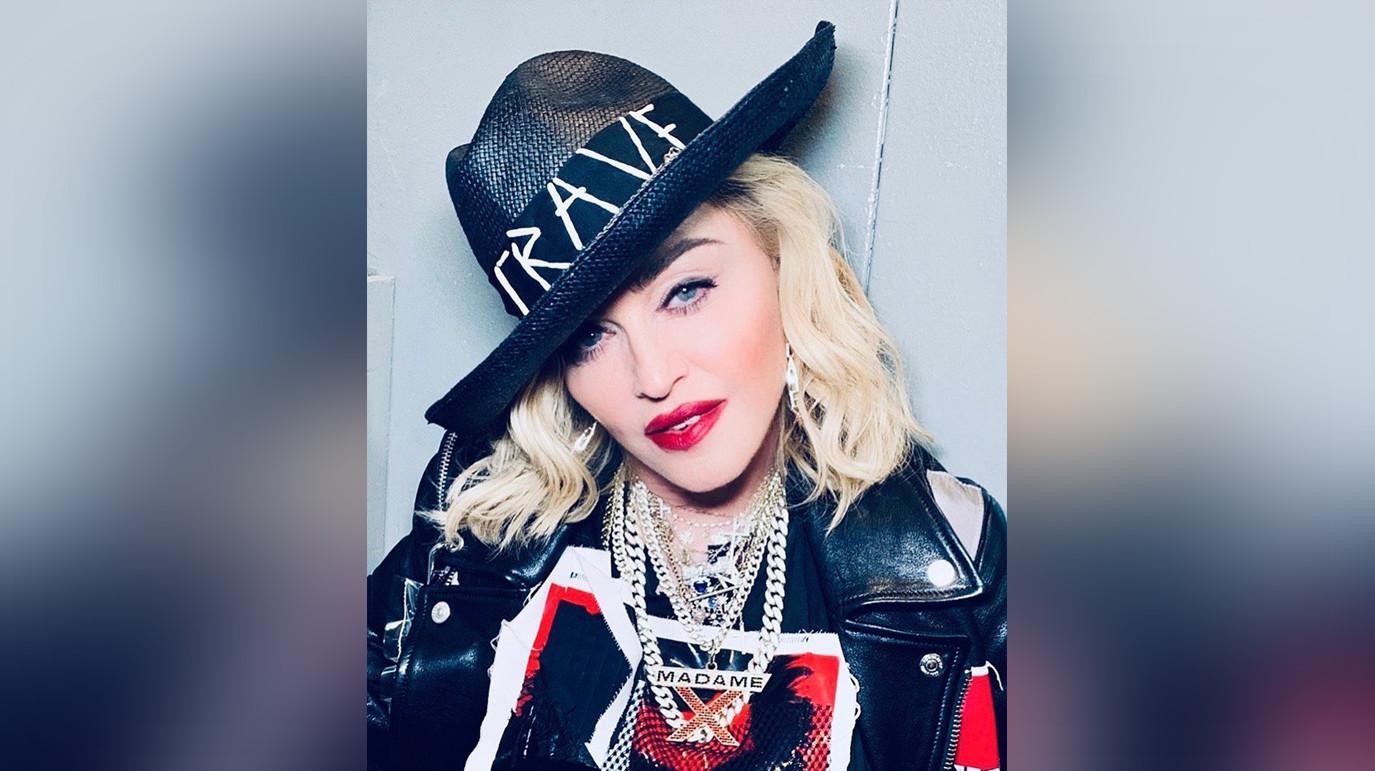 "<p>Мадонна. Фото © Facebook/<a href=""https://www.facebook.com/madonna/"" target=""_self"">Madonna</a></p>"