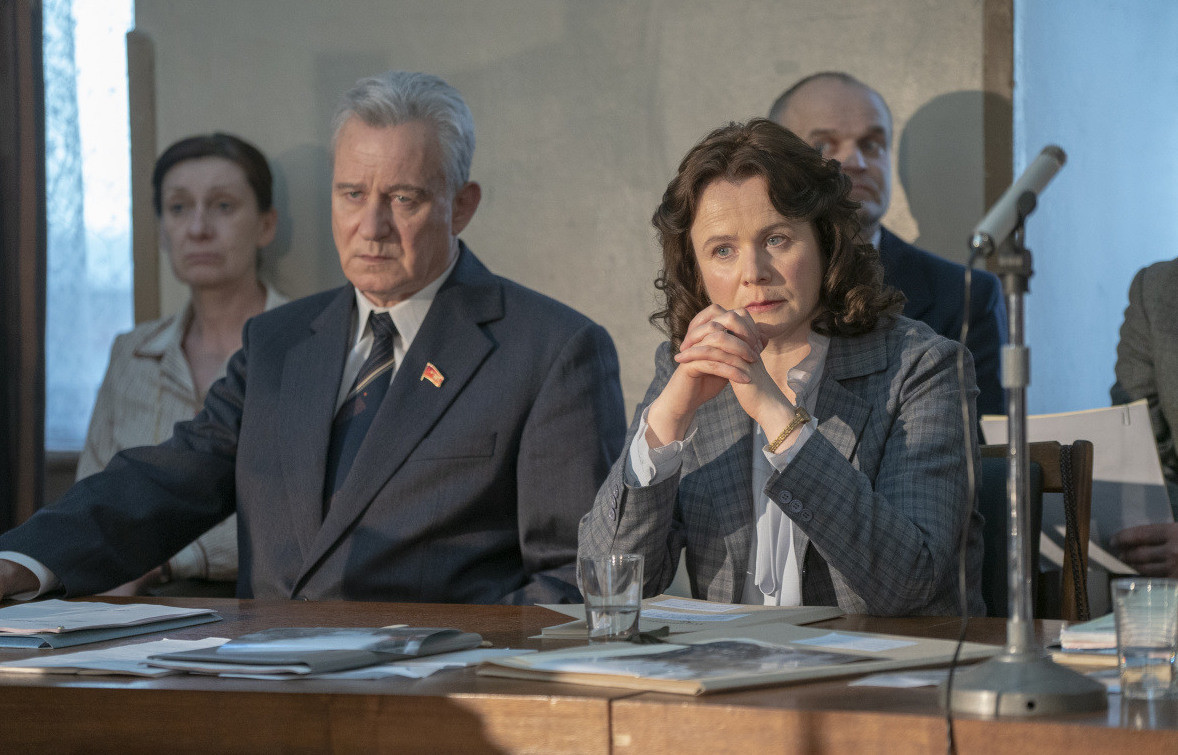 """<p>Кадр сериала """"Чернобыль"""". Фото © Кинопоиск</p>"""