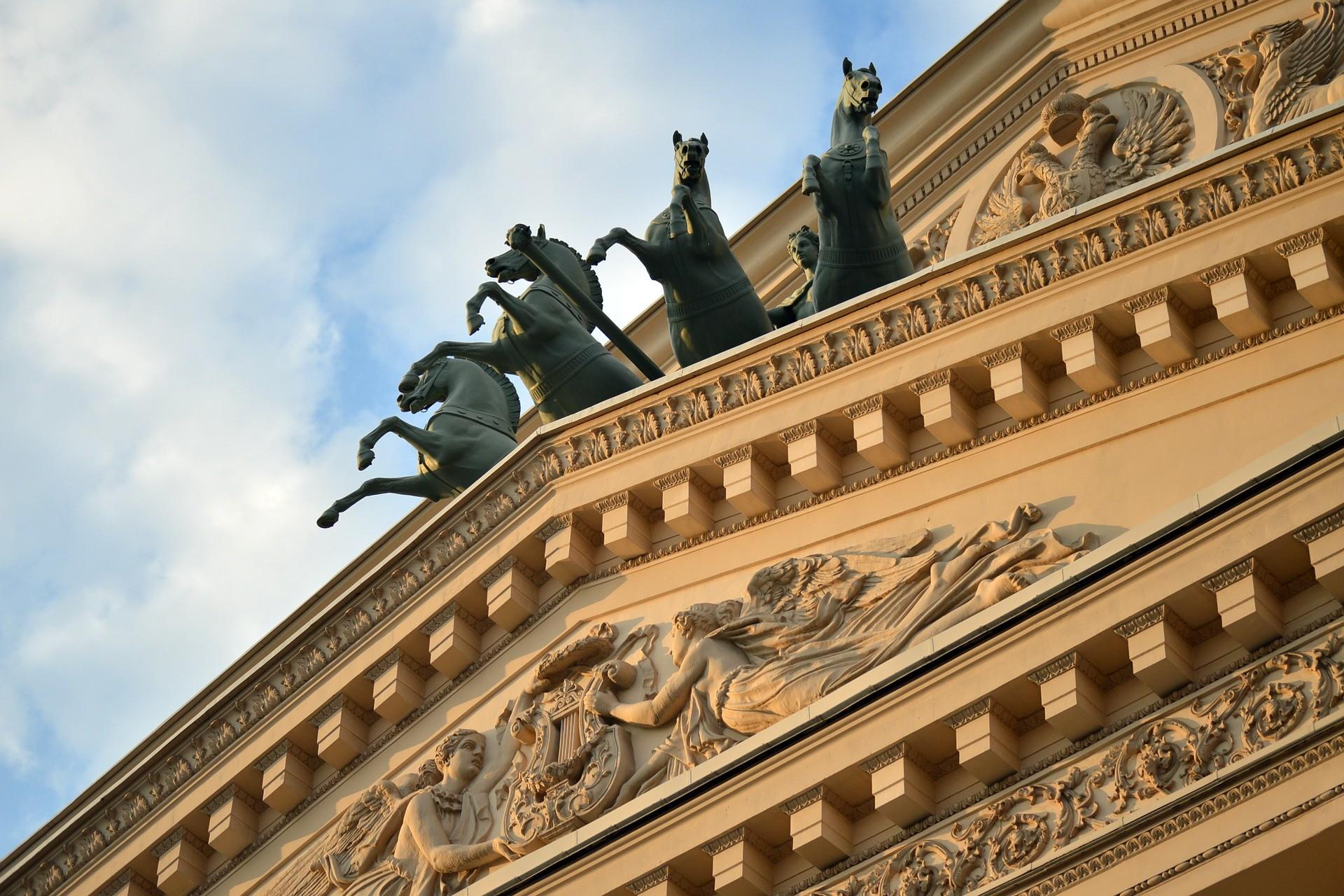 <p>Большой театр. Фото © Pixabay</p>