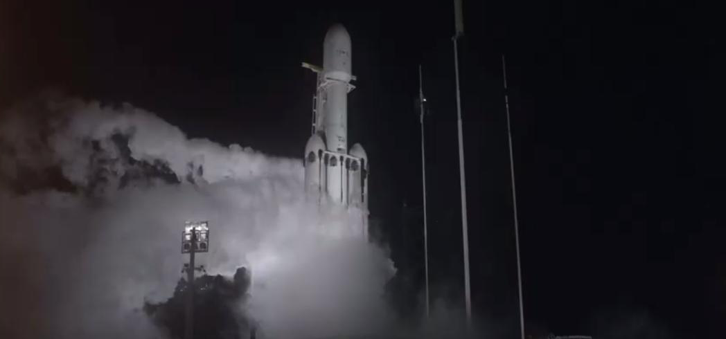 """<p>Фото © Twitter/<a href=""""https://twitter.com/SpaceX/status/1143401348110548992"""" target=""""_self"""">SpaceX</a></p>"""