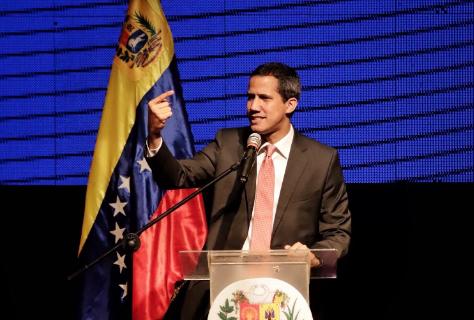 "<p>Хуан Гуайдо. Фото © Twitter/<a href=""https://twitter.com/jguaido/status/1141416385337339905"" target=""_self"">jguaido</a></p>"