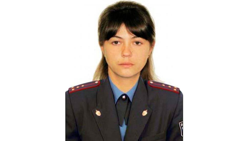 <p>Наталья Башкатова. Фото © УМВД России по Орловской области</p>