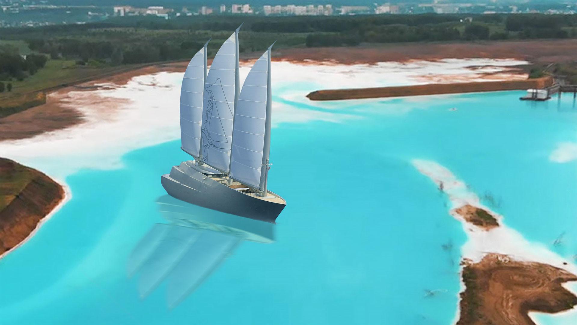 """<p>Коллаж © LIFE. Фото ©<a href=""""https://www.nobiskrug.com/fleet/sailing-yacht-a/#gallery"""" target=""""_self"""">Nobiskrug,</a> © <a href=""""https://www.instagram.com/maldives_nsk/"""" target=""""_self"""">Instagram/maldives_nsk</a></p>"""