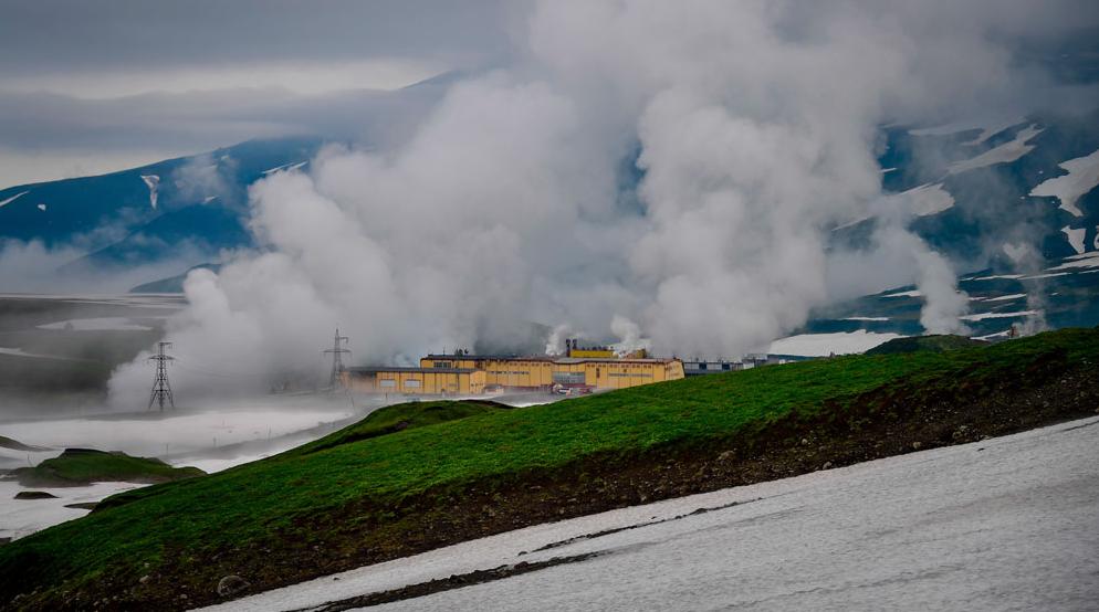 <p>Малая долина гейзеров. Фото © Юрий Смитюк / ТАСС</p>