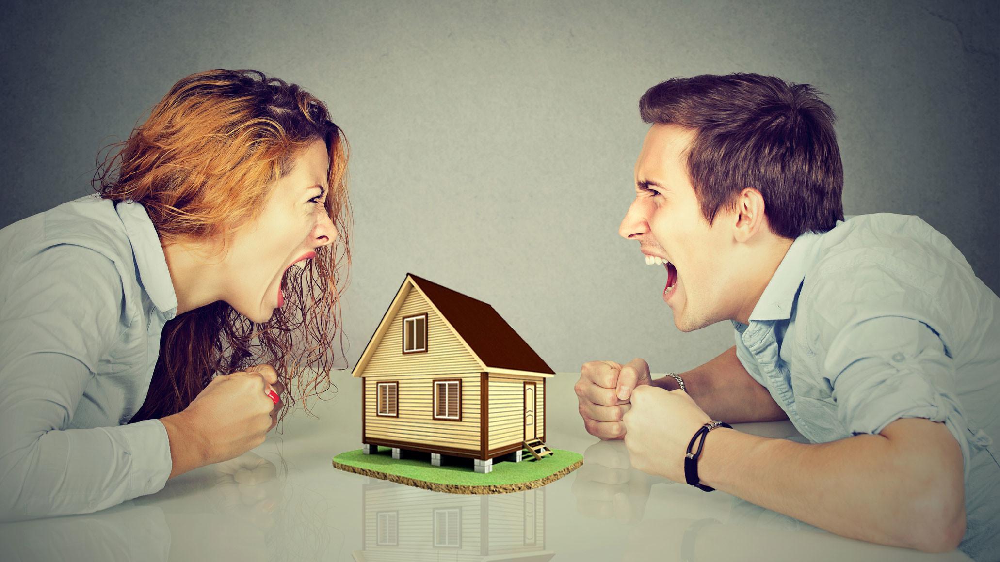 Ипотека в разводе. Как поделить квартиру и не остаться без денег