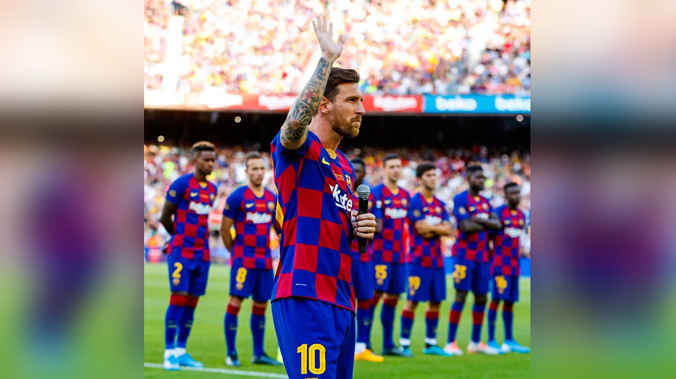 """<p>Фото ©Instagram/<a href=""""https://www.instagram.com/p/B0wdGjCCSAw/"""" target=""""_self""""><strong>leomessi</strong></a></p>"""