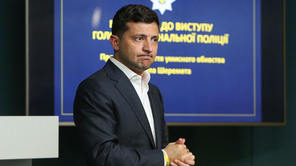 <p>Владимир Зеленский. Фото © Sergii Kharchenko / ZUMA Wire / ТАСС</p>