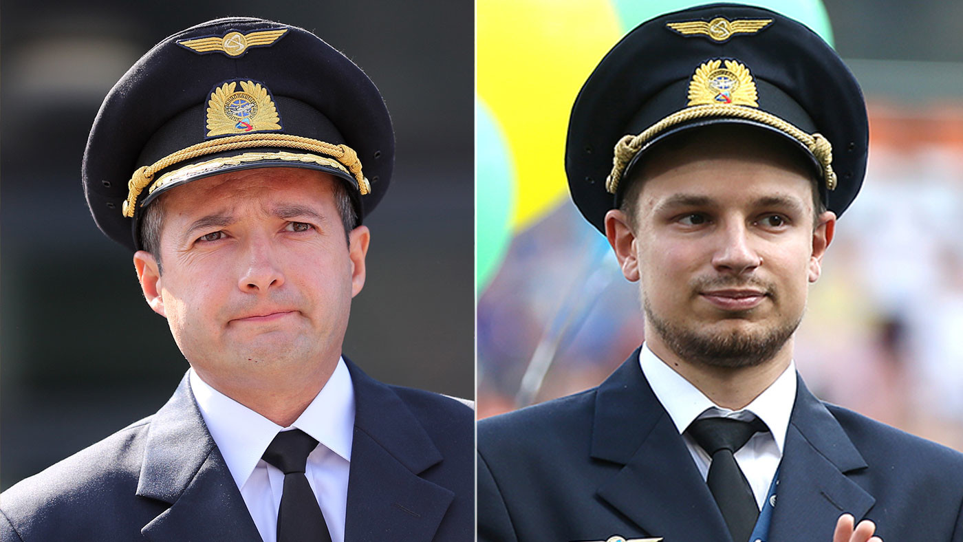 <p>Дамир Юсупов и Георгий Мурзин. Фото © ТАСС / Донат Сорокин</p>