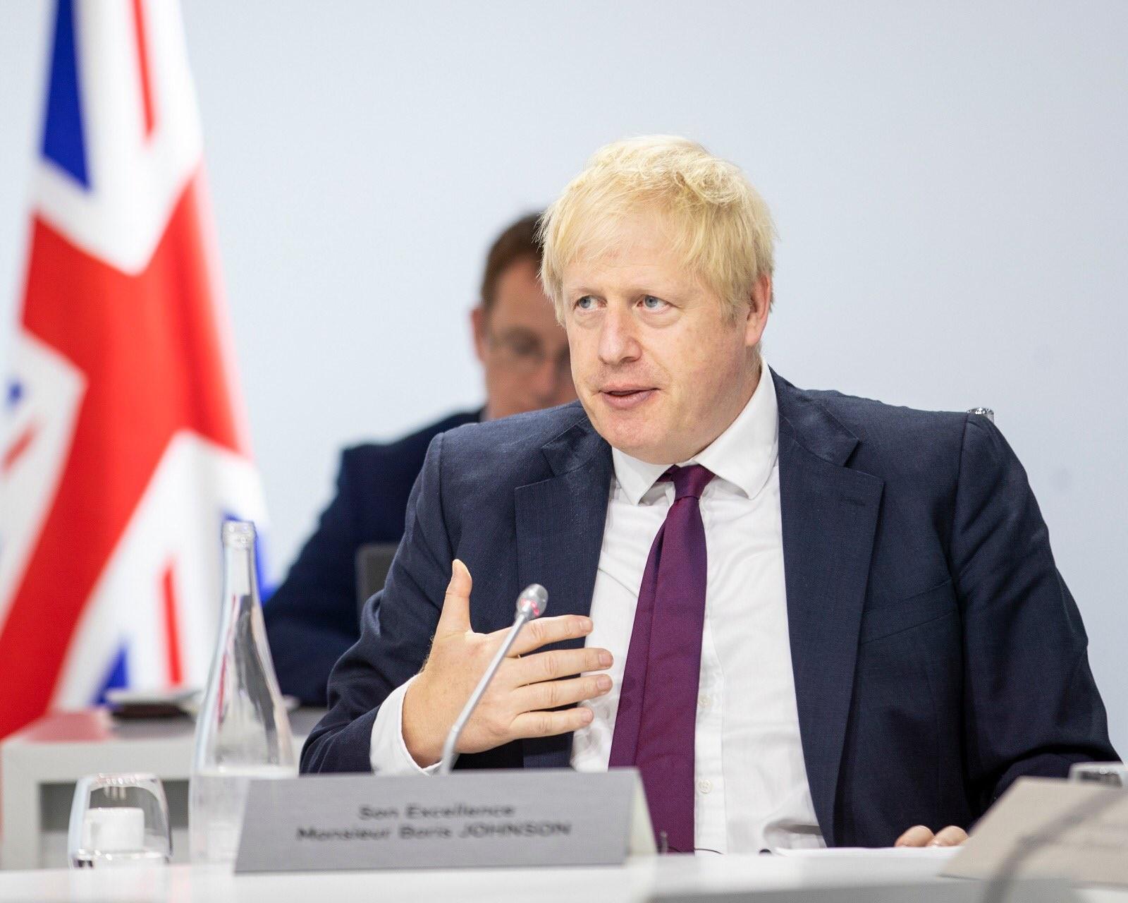"<p>Фото © Twitter / <a href=""https://twitter.com/BorisJohnson"" target=""_self""><strong>Boris Johnson</strong></a></p>"