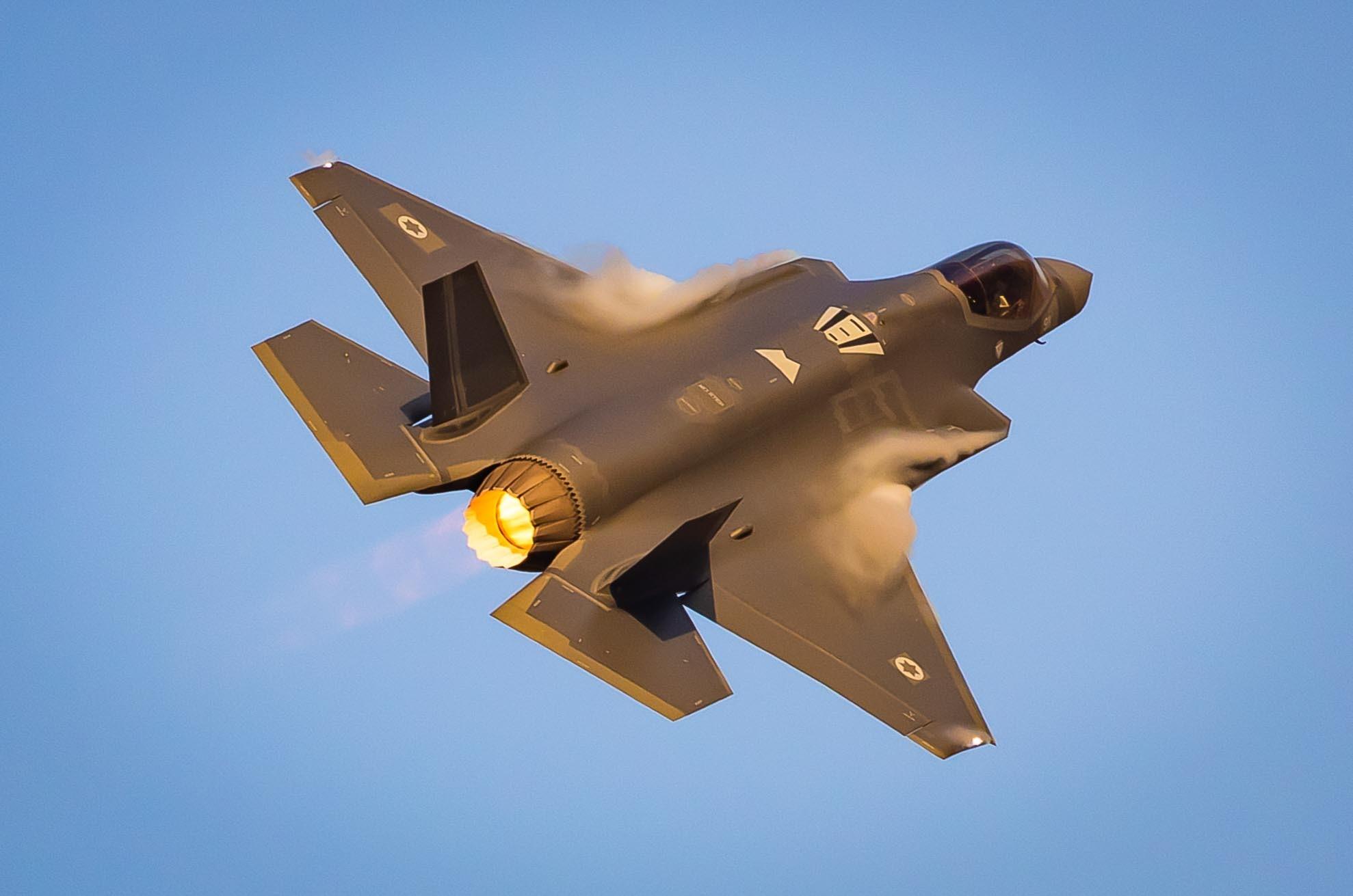 "<p>Фото © Twitter / <a href=""https://twitter.com/IAFsite/status/1166721094658560001/photo/1"" target=""_self"">Israeli Air Forces</a></p>"