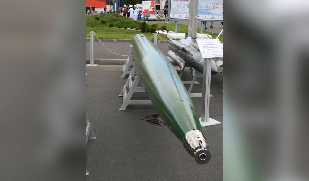 "<p>Подводная ракета ""Шквал-Э"". Фото © wikipedia.org</p>"