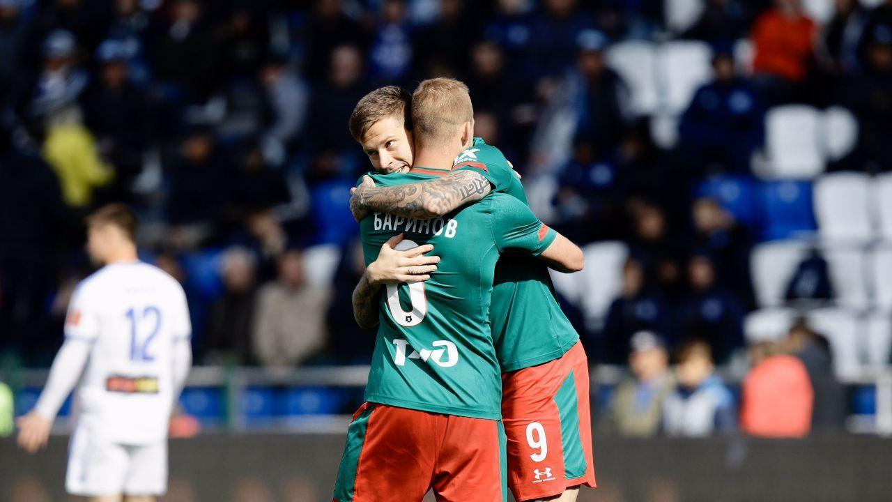 Смолов забил первый пенальти после злосчастного промаха на ЧМ-2018