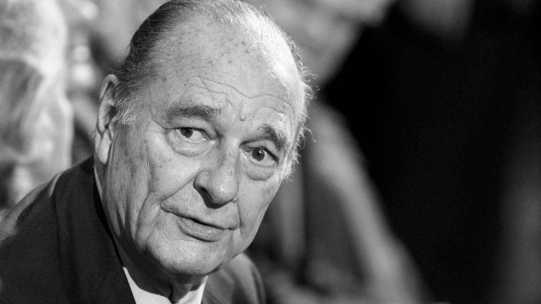 <p>Жак Ширак. Фото © AP Photo / Francois Mori</p>