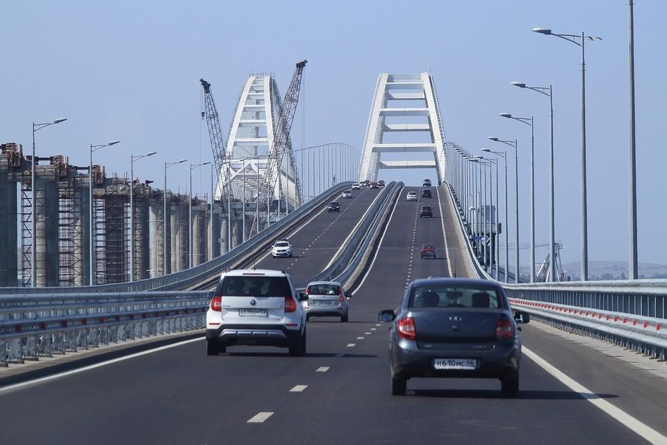 <p>Крымский мост. Фото © Pixabay</p>
