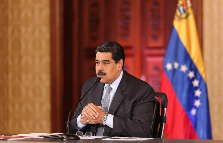 "<p>Фото © Twitter / <a href=""https://twitter.com/NicolasMaduro/status/1178824756327583744"" target=""_self"">Nicolás Maduro</a></p>"