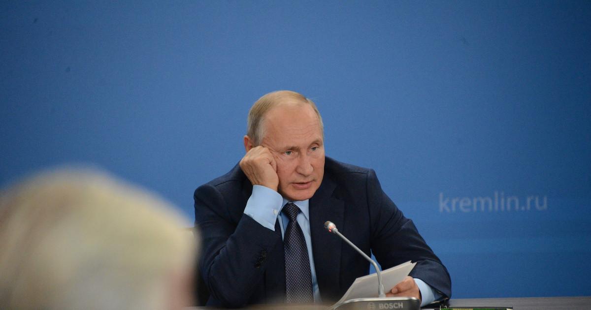 <p>Владимир Путин. Фото © LIFE / Павел Баранов</p>