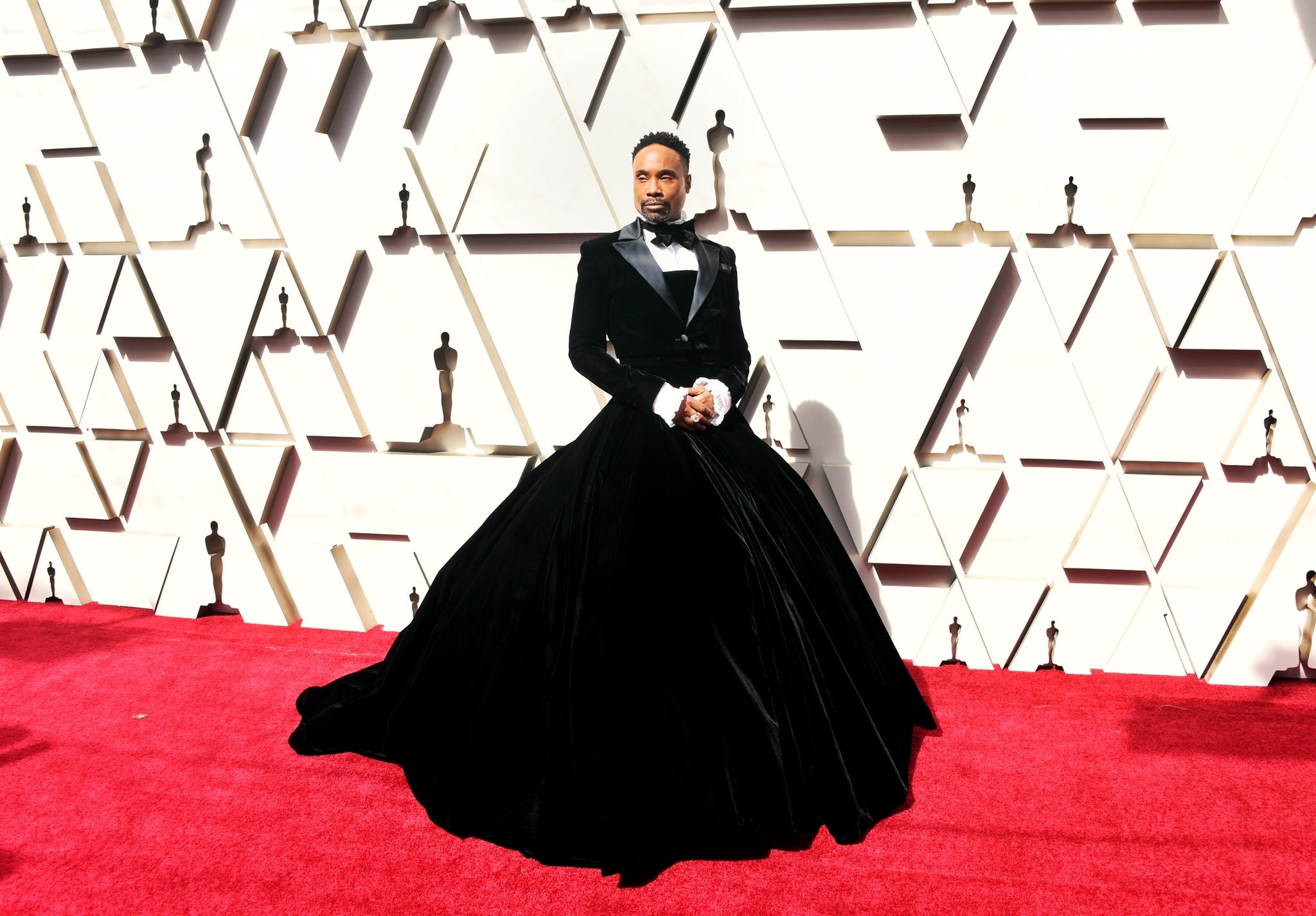 "<p>Фото © Twitter / <a href=""https://twitter.com/theebillyporter"" target=""_self""><strong>Billy Porter</strong></a></p>"