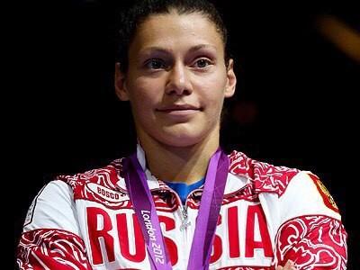 "<p>Софья Очигава. Фото © vk.com / <a href=""https://vk.com/wall-148618057_9758"" target=""_self""><strong>Федерация бокса России</strong></a></p>"