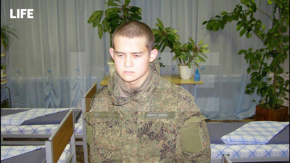 <p>Задержанный стрелок Шамсутдинов. Фото © LIFE</p>