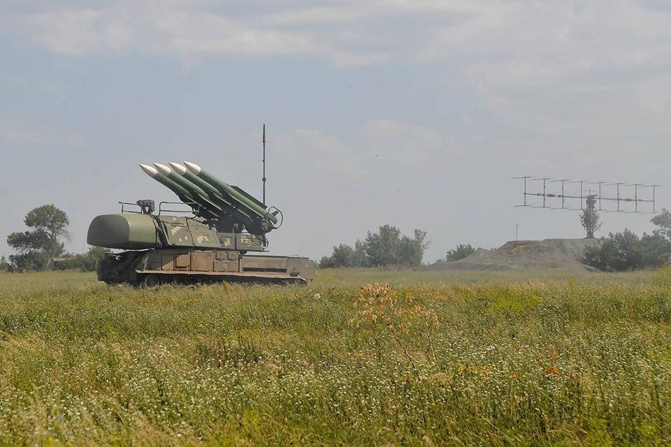 <p>Фото © Министерство обороны Украины</p>
