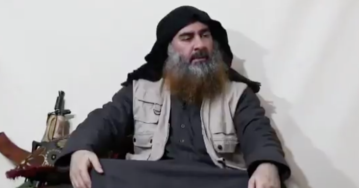 <p>Кадр из видеозаписи террористической группировки</p>