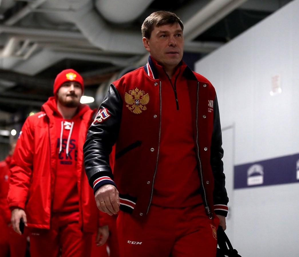 <p>Фото © Twitter / Хоккей России</p>