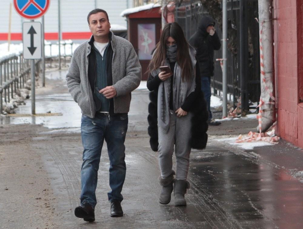 "<p>Эльмар и Мара Багдасарян. Фото © Агентство городских новостей ""Москва"" / Андрей Никеричев</p>"