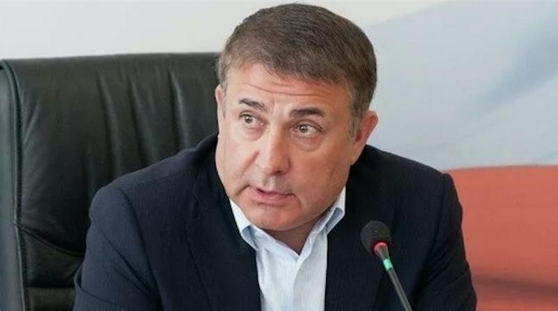 <p>Андрей Вихарев. Фото © Пресс-служба городского округа Истра</p>