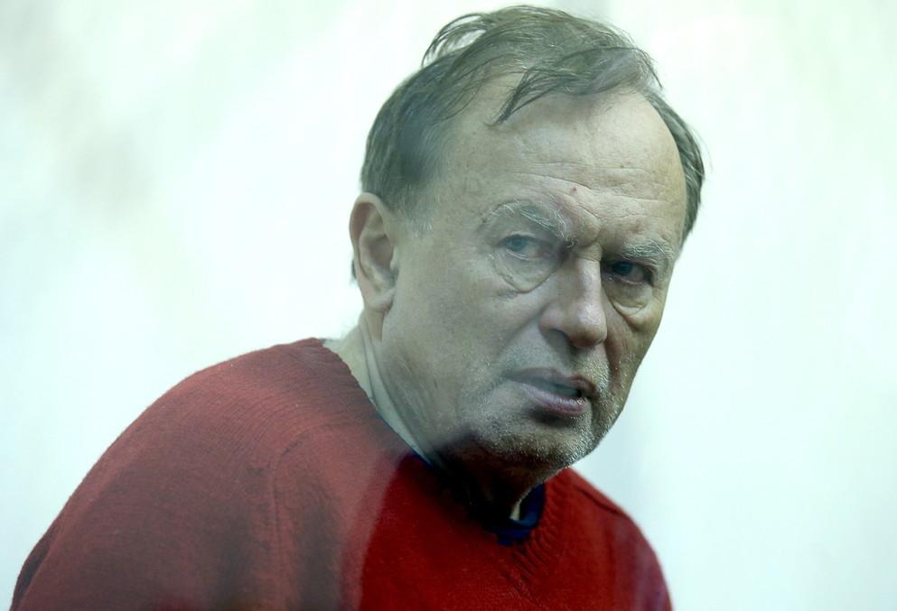 <p>Историк Олег Соколов. Фото © ТАСС / Пётр Ковалёв</p>