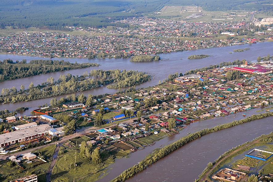 <p>Фото © Пресс-служба ГУ МЧС России по Иркутской области / ТАСС</p>