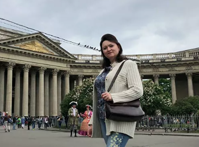 <p>Нина Азизова. Фото: соцсети</p>