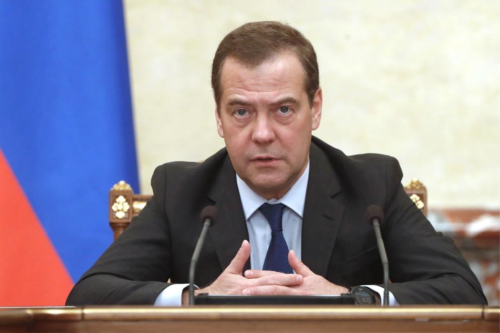 <p>Премьер-министр РФ Дмитрий Медведев. Фото ©ТАСС / Астахов Дмитрий</p>