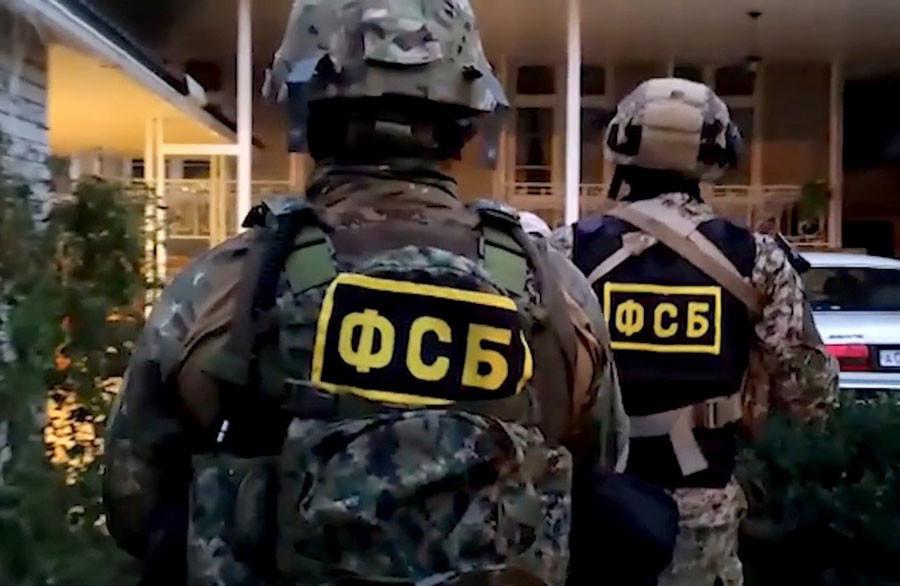 <p>Фото © Снимок с видео / ЦОС ФСБ РФ / ТАСС</p>