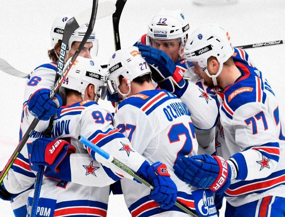 <p>Фото © Twitter / Хоккейный клуб СКА</p>