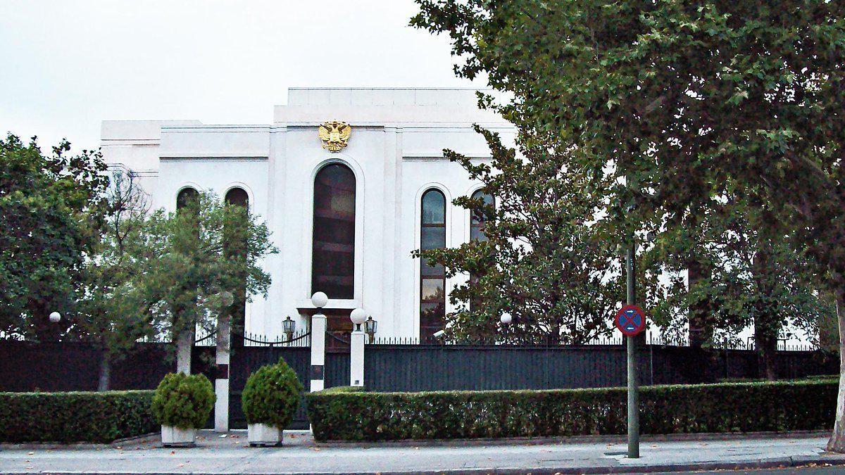 "<p>Фото © Twitter / <a href=""https://twitter.com/EmbajadaRusaRu"" target=""_self"">Посольство РФ в Испании </a></p>"
