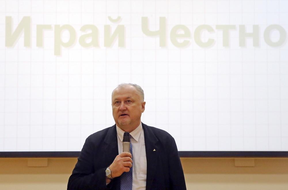 <p>Генеральный директор РУСАДА Юрий Ганус. Фото © Владимир Гердо / ТАСС</p>