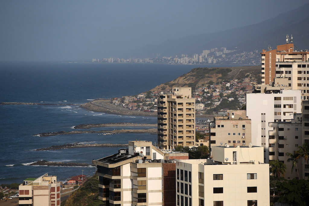<p>Майкетия. Вид на прибрежную зону города. Фото © ТАСС / Валерий Шарифулин</p>