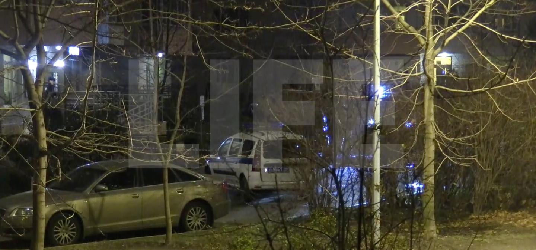 <p>Кадры с места убийства Ибрагима Эльджаркиева. Фото © LIFE</p>