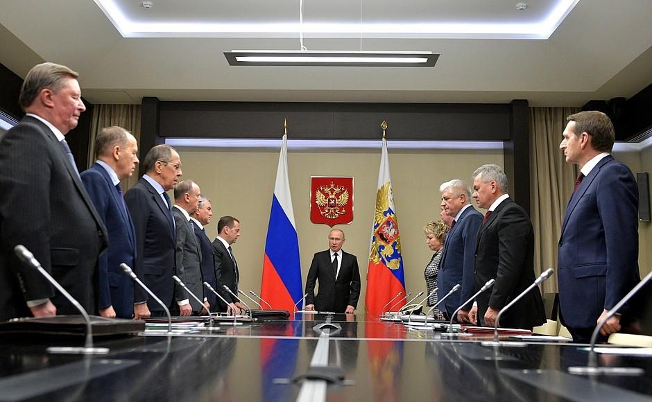 <p>Фото © Пресс-служба Президента России</p>