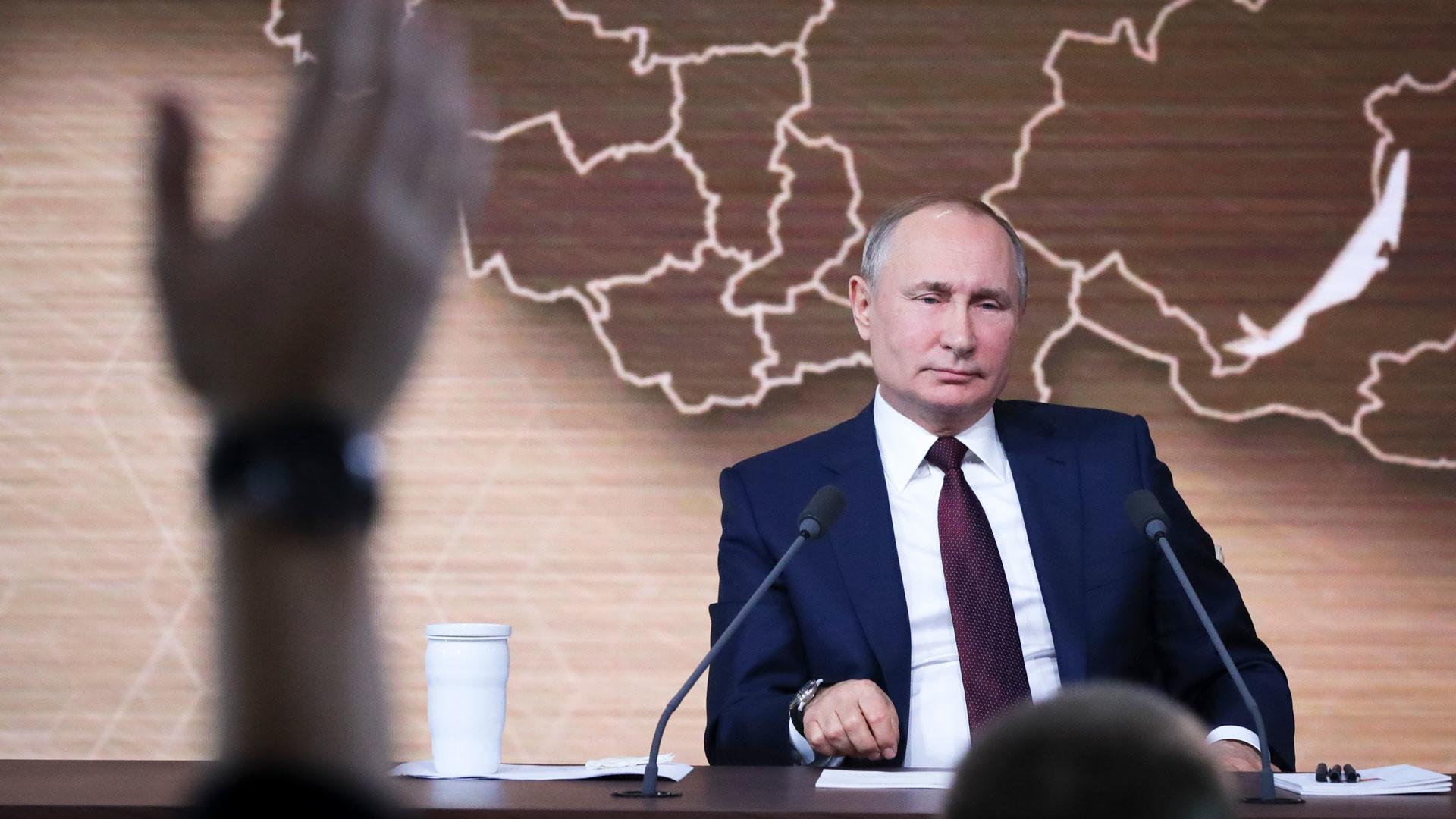 <p>Фото © Mikhail Klimentyev, Sputnik, Kremlin Pool Photo via AP</p>