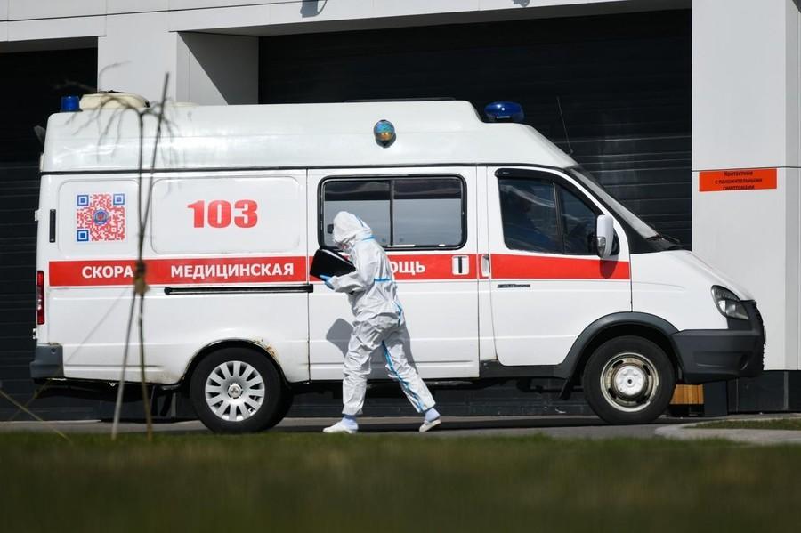 <p>Фото © Департамент здравоохранения Москвы (ДЗМ)</p>